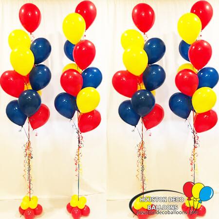 Balloon Bouquet -10 Count