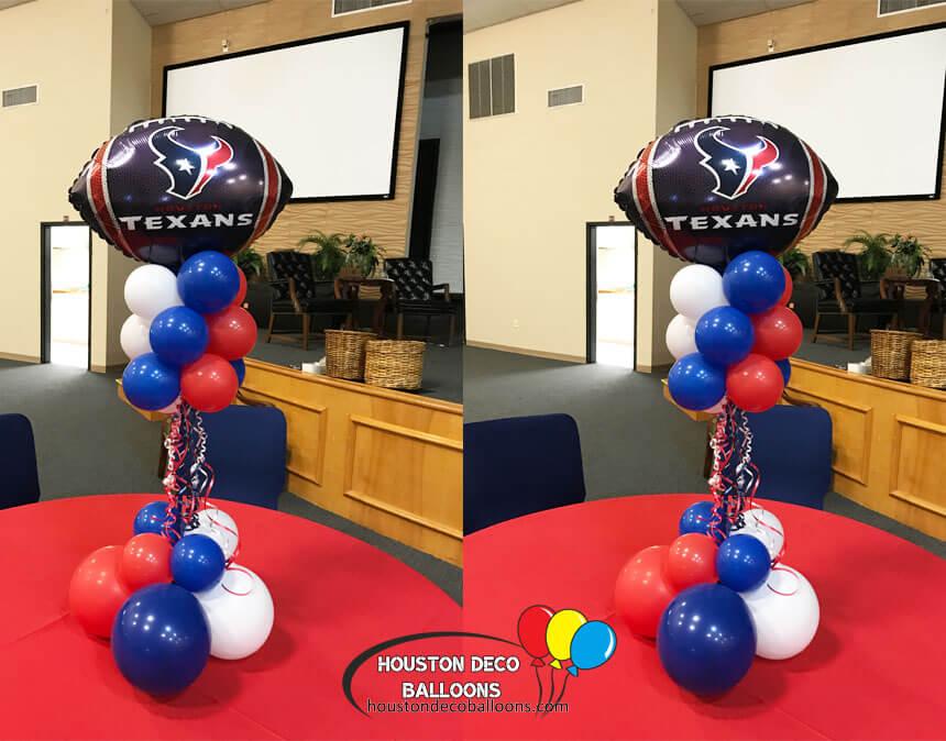 Texans_balloon_decorations