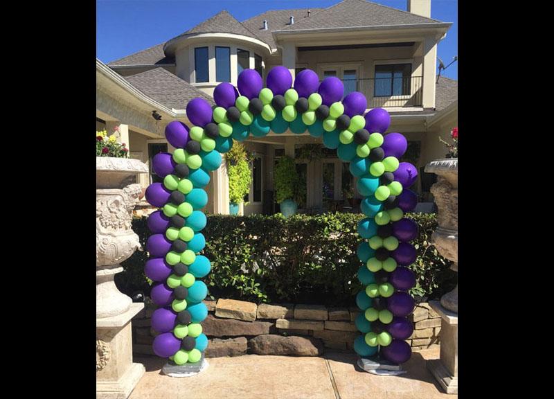 Fabulous houston balloon decorations