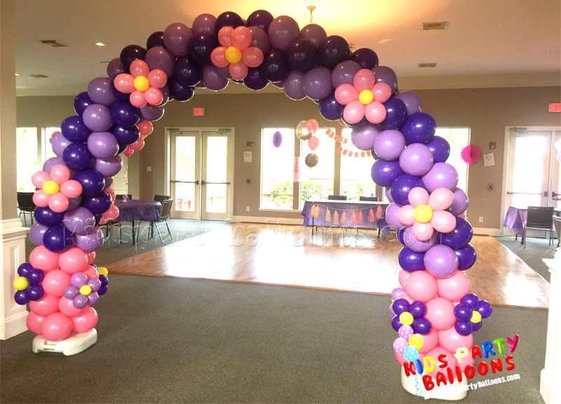 Sofia Balloon Arch