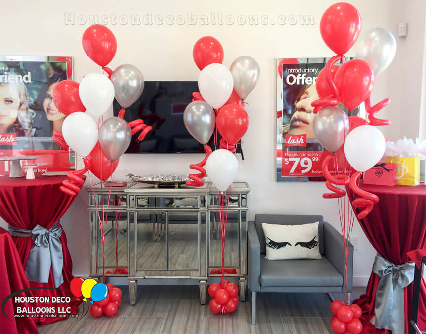 Grand Opening Balloon Bouquets