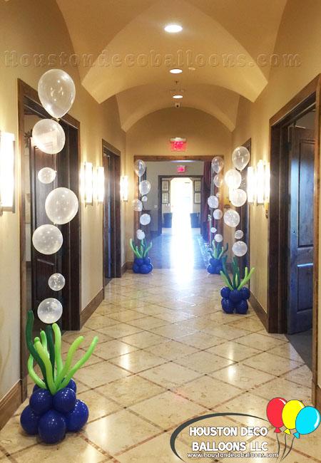 Balloon bouquets houston tx