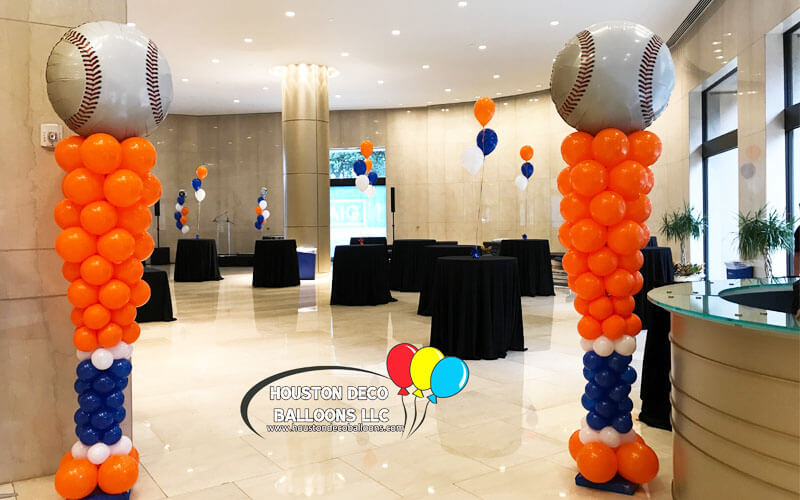 AIG-Astros-celebrations@The Ameircas Tower